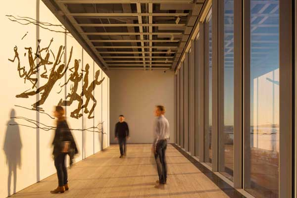 纽约:美国现代美术馆