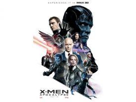 新舊‧老嫩‧聚散 《變種特攻:天啟滅世戰》 X-Men: Apocalypse
