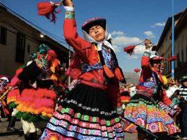 南美繽紛與熱情Docklands秘魯節