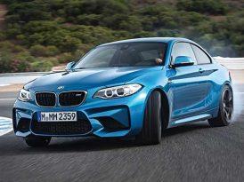 雙門戰意 BMW寶馬M2