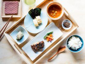 日式旅館早餐風味  Fitzroy期間限定日本餐Chotto