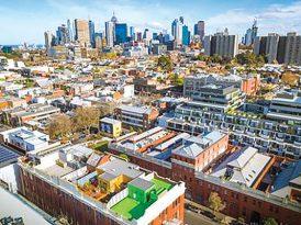 $1,000,000買Collingwood 220平方米天台 全墨最尊貴天台住客