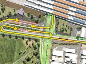 學懂新駕車技巧:P-Turn  2019年中Hoddle Street-Punt Road實施