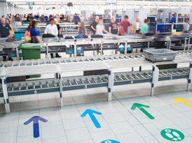 英國吉域機場翻新 設全球最大自助行李託運系統