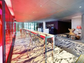 Philippe Starck又一力作  新加坡最新精品酒店M Social Singapore