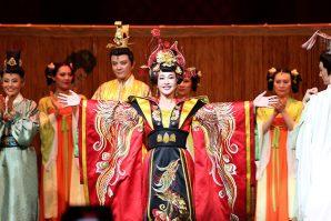 蕭氏機構呈獻劉曉慶《武則天》大型舞台劇將首臨澳洲