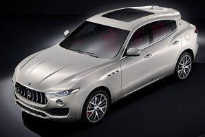跑味SUV 瑪莎拉蒂Maserati Levante