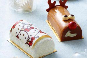 可愛甜品迎聖誕 LuxBite Pop-up店 Melbourne Central登場