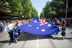 同賀國慶 澳洲節活動 由早慶祝至夜深