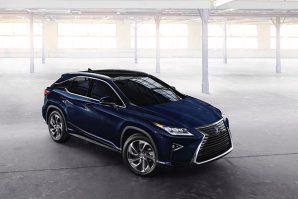 新年環保新志願 凌志Lexus RX450h