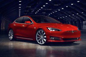 電能車現在式 特斯拉Tesla  Model S