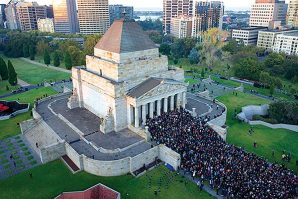 戰爭與和平 ANZAC Day澳新軍團日