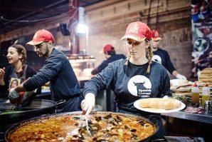 爭奪出線機會  競逐海外第一Paella殊榮  西班牙海鮮飯嘉年華