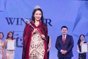 2017墨爾本華裔小姐出爐  22歲RMIT學生許天陽摘桂冠