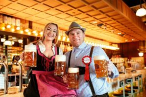 德國啤酒節開鑼  Southbank德式餐廳Hophaus呈獻Hoptoberfest