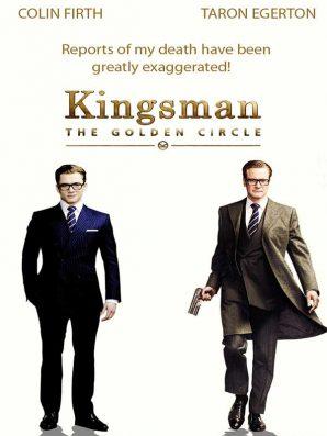 英國紳士遇上美國牛仔《皇家特工:金圈子》(Kingsman: The Golden Circle)