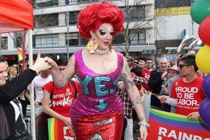 同性婚姻爭論…… 不止息