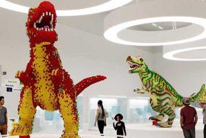 丹麥樂高總壇新基地 Lego House 9月28日開幕
