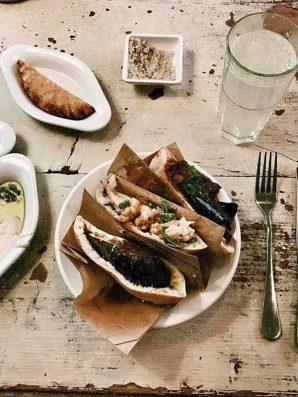 墨爾本潮流美食:中東風味