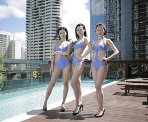 2017澳洲華裔小姐競選總決賽  佳麗泳裝晚裝齊亮相悉尼  青春活力時尚優雅兼備