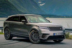 貴氣越野王 Land Rover Velar