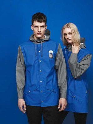 下雨天的型格時尚選擇 丹麥雨衣店Rains進駐墨爾本小巷