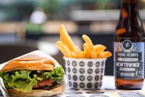 兩層高Burger Project墨市Bourke Street開業 推期間限定墨西哥漢堡